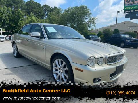 2008 Jaguar XJ-Series for sale at Smithfield Auto Center LLC in Smithfield NC
