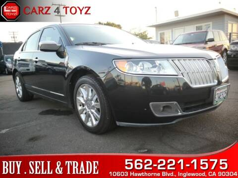 2011 Lincoln MKZ for sale at Carz 4 Toyz in Inglewood CA