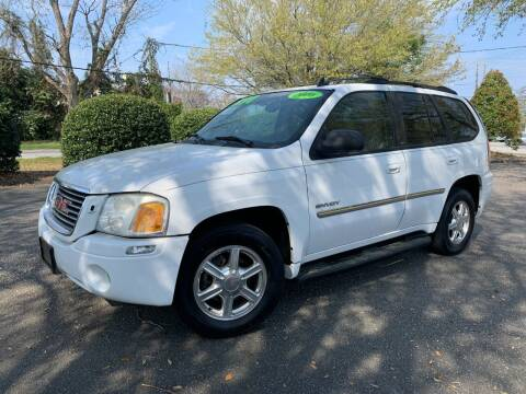 2006 GMC Envoy for sale at Seaport Auto Sales in Wilmington NC