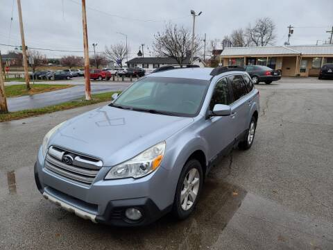2013 Subaru Outback for sale at Auto Hub in Grandview MO
