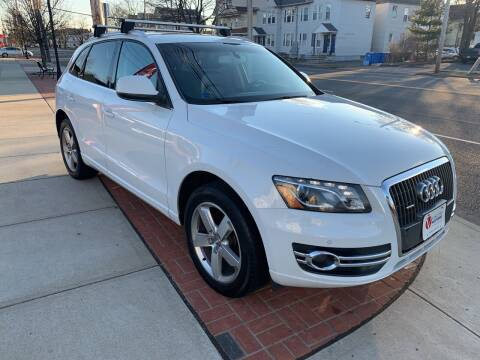 2012 Audi Q5 for sale at Viscuso Motors in Hamden CT