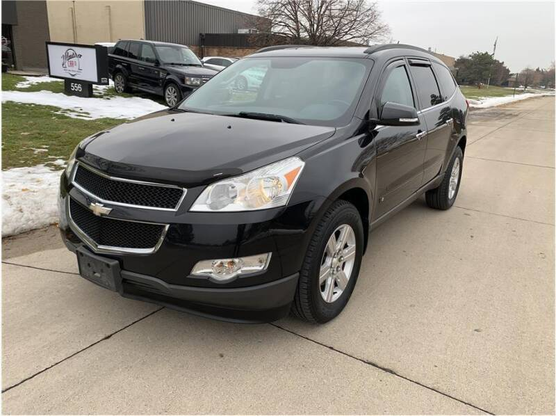2010 Chevrolet Traverse for sale at Metro Car Co. in Troy MI