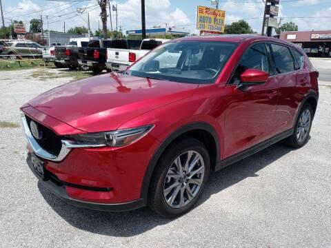 2020 Mazda CX-5 for sale at RICKY'S AUTOPLEX in San Antonio TX