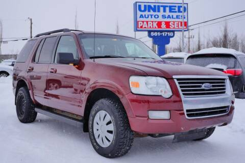 2010 Ford Explorer for sale at United Auto Sales in Anchorage AK