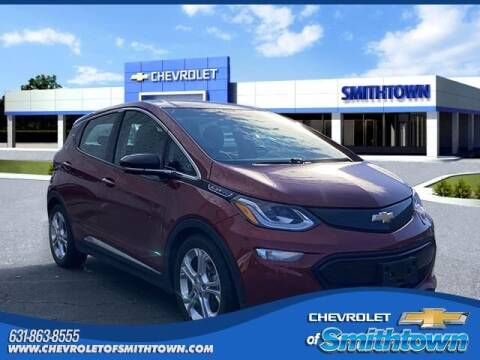 2017 Chevrolet Bolt EV for sale at CHEVROLET OF SMITHTOWN in Saint James NY