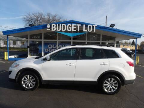 2010 Mazda CX-9 for sale at THE BUDGET LOT in Detroit MI