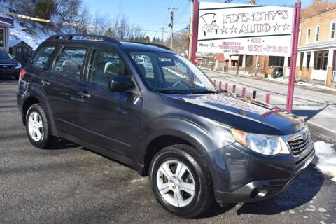 2010 Subaru Forester for sale at Frenchy's Auto LLC. in Pittsburgh PA
