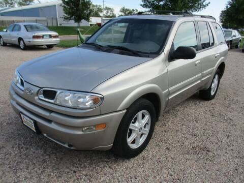 2003 Oldsmobile Bravada for sale at Car Corner in Sioux Falls SD