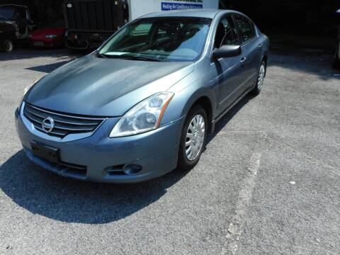 2010 Nissan Altima for sale at Super Sports & Imports in Jonesville NC