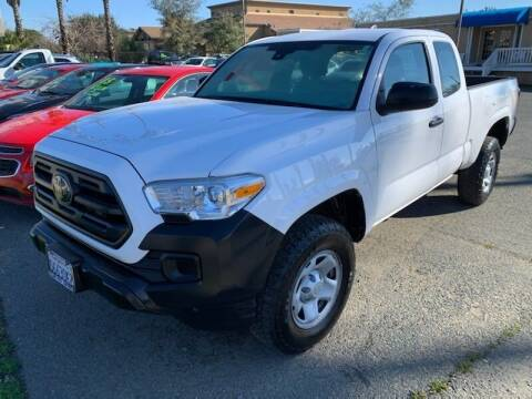 2018 Toyota Tacoma for sale at Contra Costa Auto Sales in Oakley CA