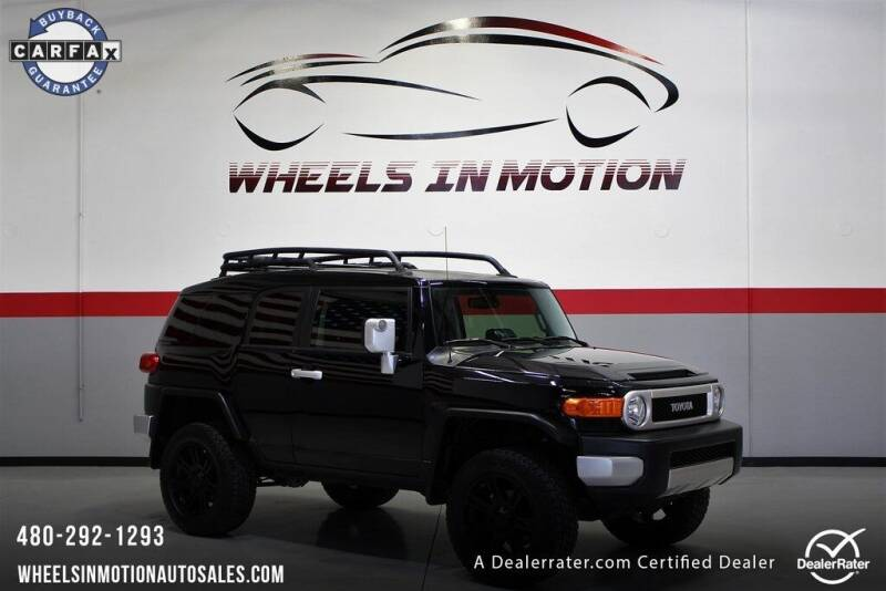 2014 Toyota FJ Cruiser for sale in Tempe, AZ