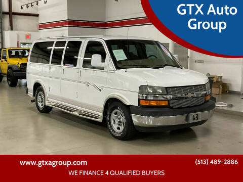 2007 Chevrolet Express Cargo for sale at GTX Auto Group in West Chester OH