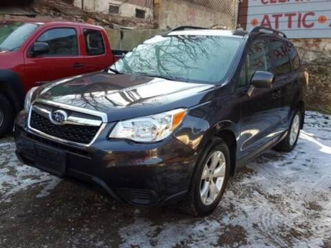 2015 Subaru Forester for sale at Cj king of car loans/JJ's Best Auto Sales in Troy MI