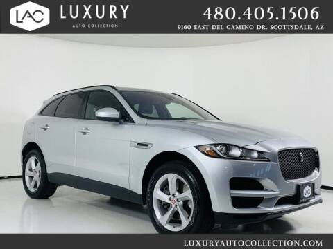 2017 Jaguar F-PACE for sale at Luxury Auto Collection in Scottsdale AZ