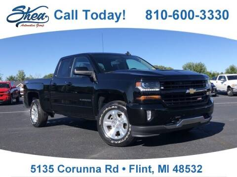 2017 Chevrolet Silverado 1500 for sale at Jamie Sells Cars 810 in Flint MI