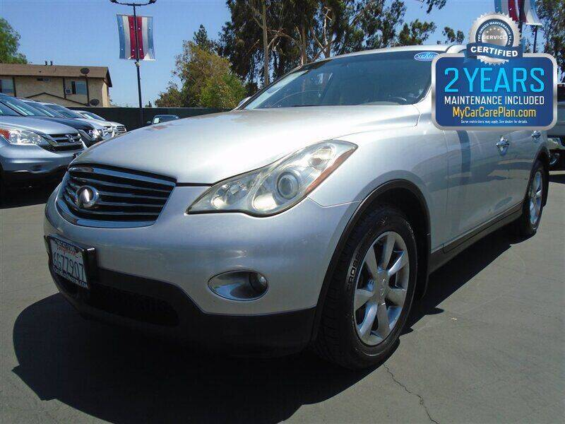2008 Infiniti EX35 for sale at Centre City Motors in Escondido CA