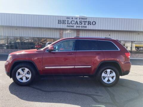 2013 Jeep Grand Cherokee for sale at Belcastro Motors in Grand Junction CO