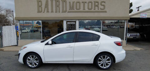 2010 Mazda MAZDA3 for sale at BAIRD MOTORS in Clearfield UT