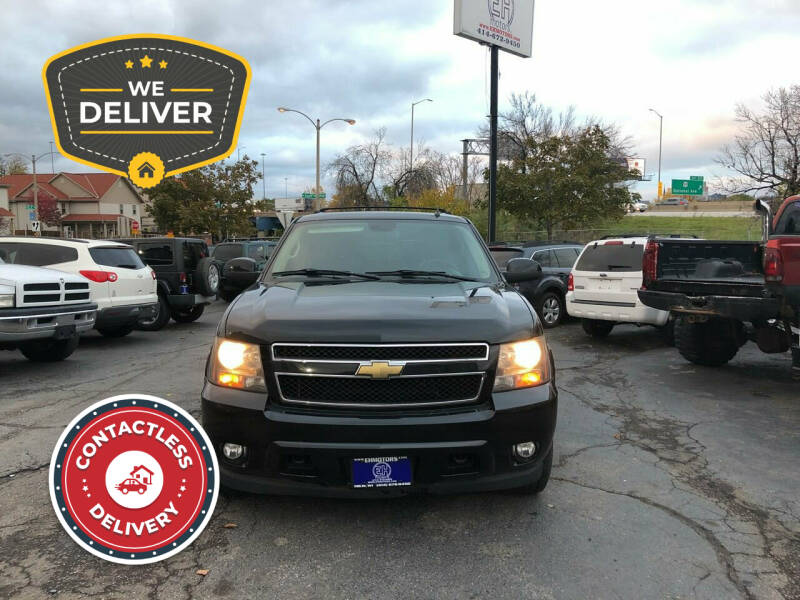 2007 Chevrolet Tahoe for sale at E H Motors LLC in Milwaukee WI
