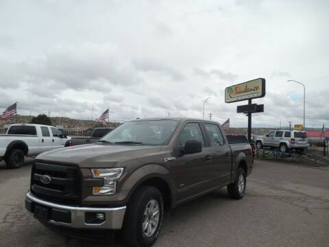 2017 Ford F-150 for sale at Sundance Motors in Gallup NM