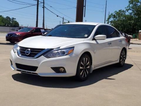 2017 Nissan Altima for sale at Best Auto Sales LLC in Auburn AL