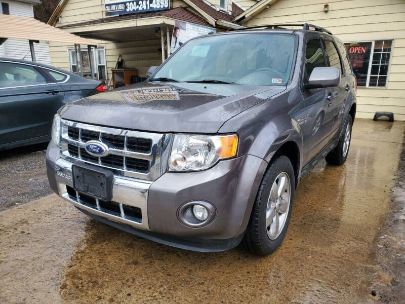 2012 Ford Escape for sale at Auto Town Used Cars in Morgantown WV