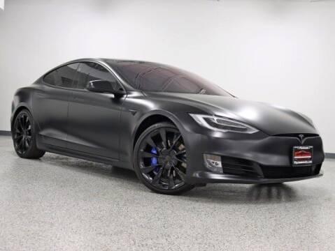 2020 Tesla Model S for sale at PLATINUM MOTORSPORTS INC. in Hickory Hills IL