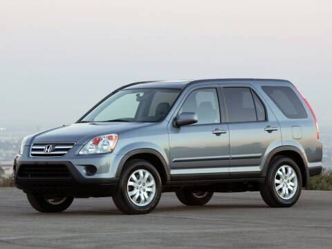 2005 Honda CR-V for sale at Sundance Chevrolet in Grand Ledge MI