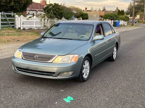 2000 Toyota Avalon for sale at Baboor Auto Sales in Lakewood WA