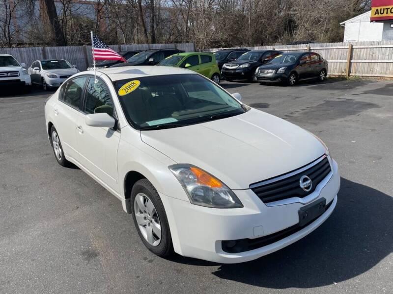2008 Nissan Altima for sale at Auto Revolution in Charlotte NC