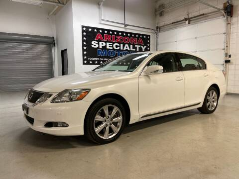 2011 Lexus GS 350 for sale at Arizona Specialty Motors in Tempe AZ