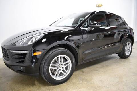 2018 Porsche Macan for sale at Thoroughbred Motors in Wellington FL