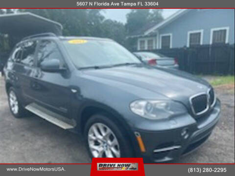 2013 BMW X5 for sale at Drive Now Motors USA in Tampa FL