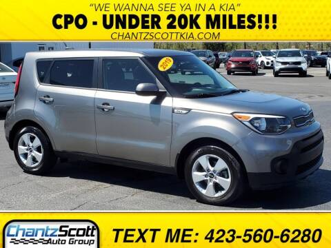 2019 Kia Soul for sale at Chantz Scott Kia in Kingsport TN