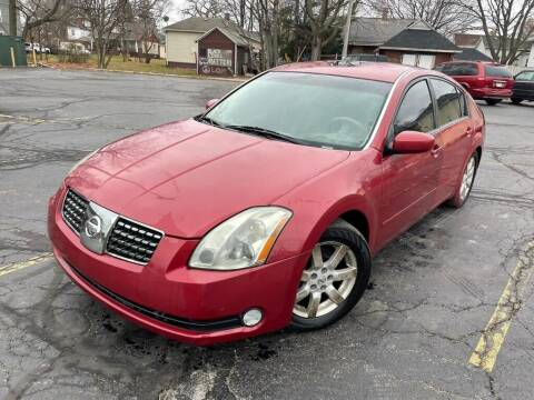 2004 Nissan Maxima for sale at Your Car Source in Kenosha WI