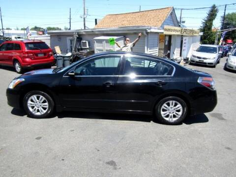 2011 Nissan Altima for sale at American Auto Group Now in Maple Shade NJ