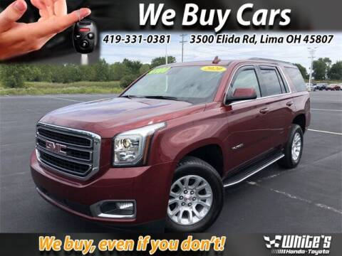 2020 GMC Yukon for sale at White's Honda Toyota of Lima in Lima OH