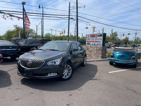 2016 Buick LaCrosse for sale at L.A. Trading Co. Woodhaven in Woodhaven MI