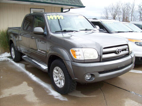 2006 Toyota Tundra for sale at Summit Auto Inc in Waterford PA