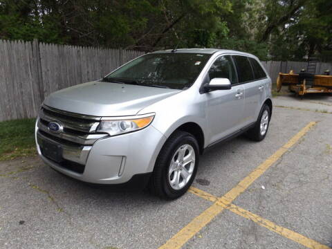 2013 Ford Edge for sale at Wayland Automotive in Wayland MA