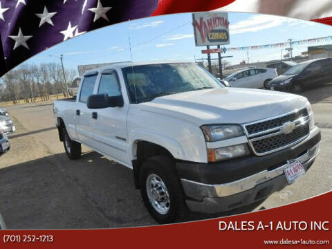 2005 Chevrolet Silverado 2500HD for sale at Dales A-1 Auto Inc in Jamestown ND
