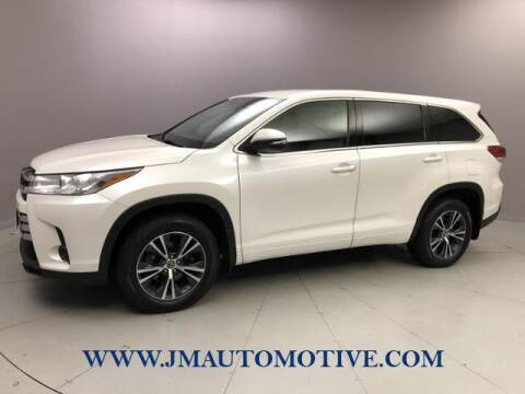 2018 Toyota Highlander for sale at J & M Automotive in Naugatuck CT