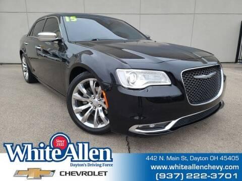 2015 Chrysler 300 for sale at WHITE-ALLEN CHEVROLET in Dayton OH