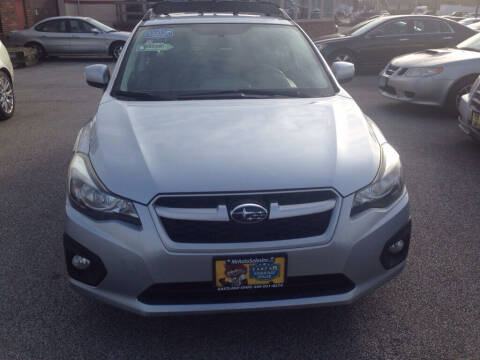 2013 Subaru Impreza for sale at MR Auto Sales Inc. in Eastlake OH
