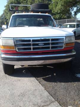 1993 Ford F-250 Super Duty for sale at 2 Way Auto Sales in Spokane Valley WA