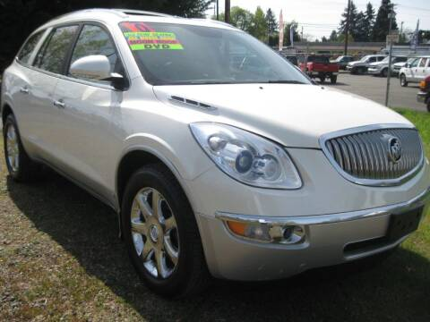 2010 Buick Enclave for sale at VIking Auto Sales LLC in Salem OR