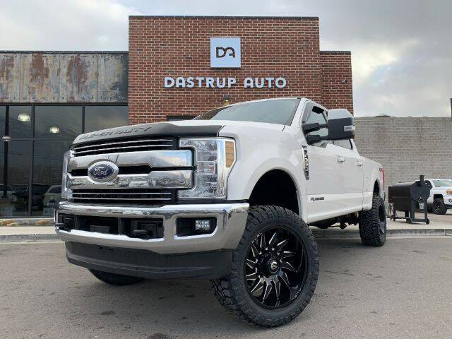 2018 Ford F-350 Super Duty for sale at Dastrup Auto in Lindon UT