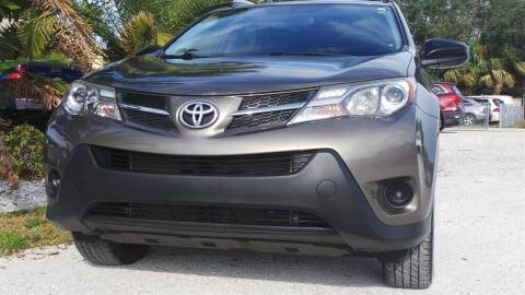 2015 Toyota RAV4 for sale at Southwest Florida Auto in Fort Myers FL