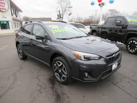 2018 Subaru Crosstrek for sale at Auto Land Inc in Crest Hill IL