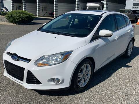 2012 Ford Focus for sale at MFT Auction in Lodi NJ
